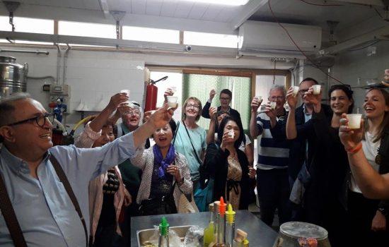 liquorificio Carlo Mansi degustazioni limoncello